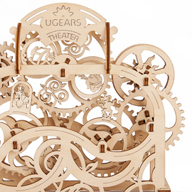Unique Wooden Mechanical Models «UGears Models».