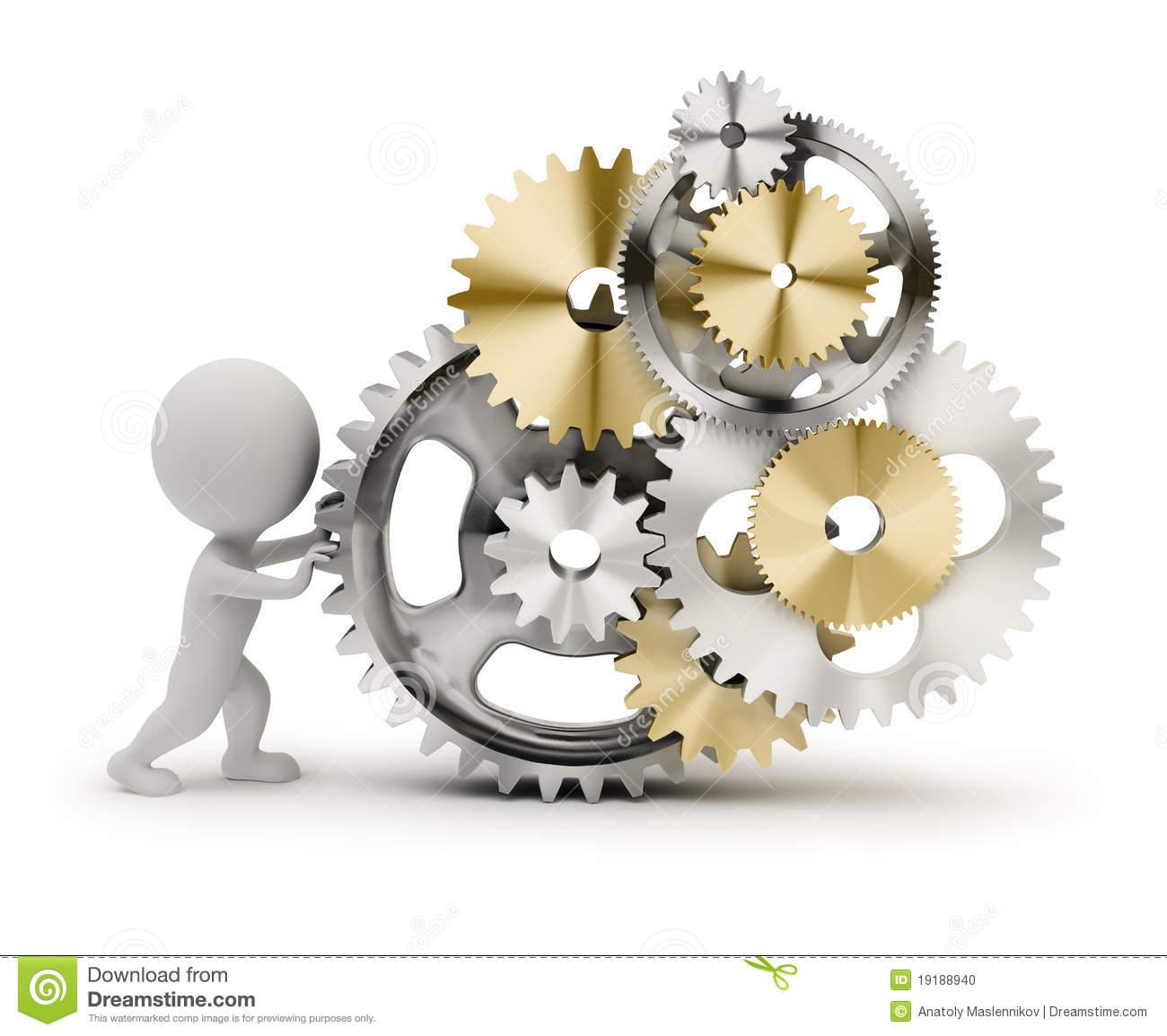 Mechanism Stock Illustrations.