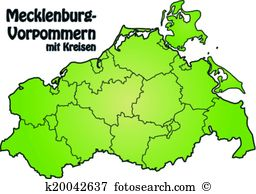 Mecklenburg western pomerania Clipart Vector Graphics. 81.