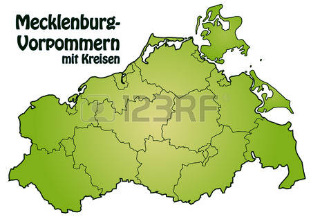 141 Mecklenburg Vorpommern Stock Vector Illustration And Royalty.