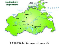 Mecklenburg western pomerania Clipart Vector Graphics. 81.