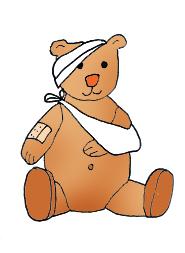 Clip Art Teddy Bear Med Clipart.