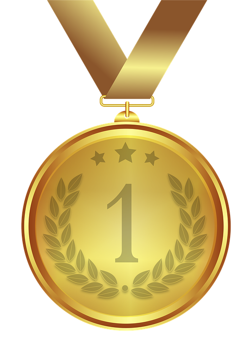 Médaille or png 5 » PNG Image.