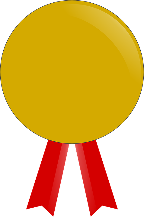 Médaille or png 2 » PNG Image.