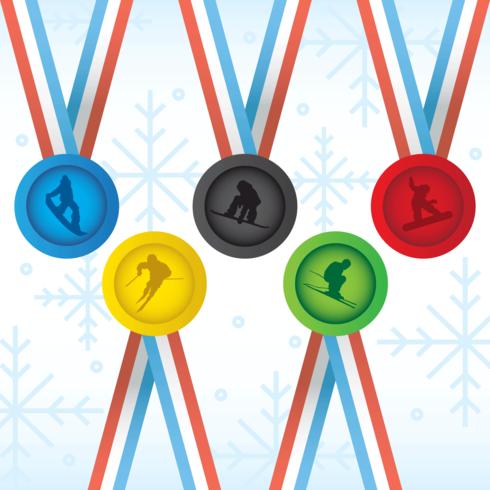 Winterolympiade.