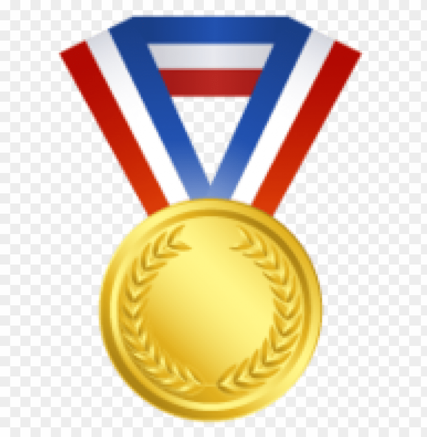 gold medal clipart png PNG image with transparent background.
