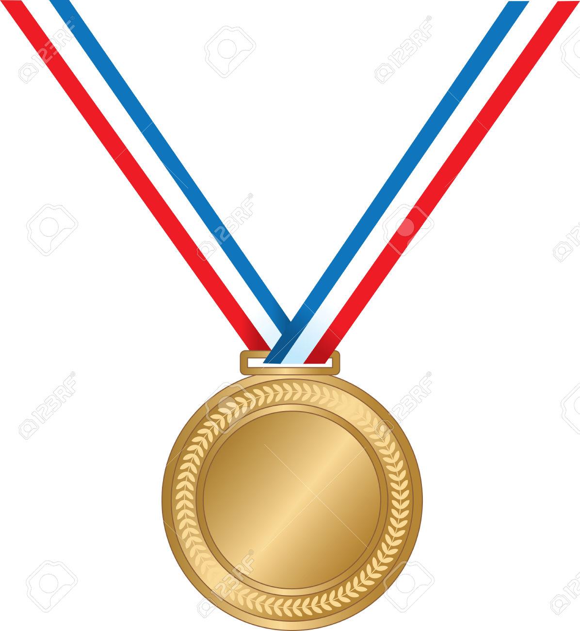 Medals Clipart.