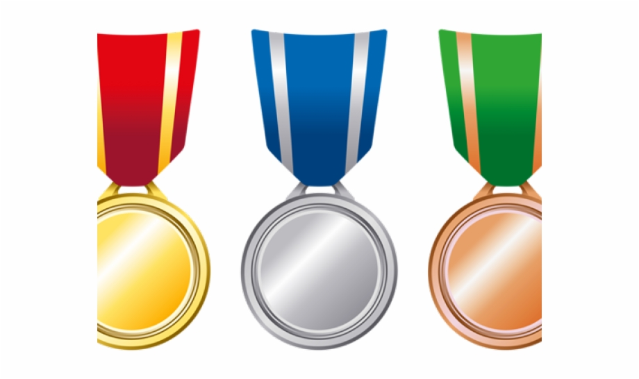 Olympic Games Clipart Bronze Medal.