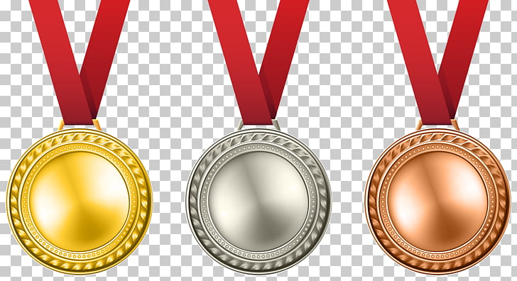 Gold medal Olympic medal , medal, medals PNG clipart.