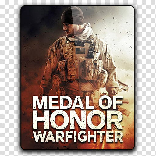 Medal of Honor Warfighter, Medal of Honor Warfighter v icon.