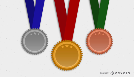 Medal Vector & Graphics to Download.