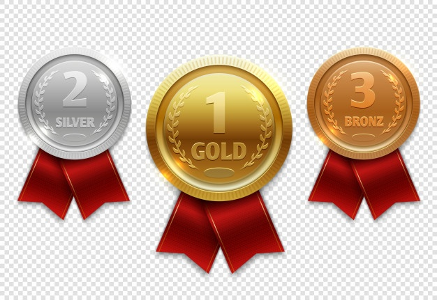 Medals Vectors, Photos and PSD files.