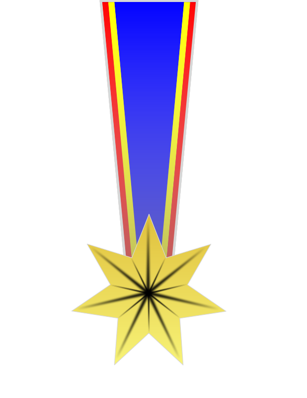Free Clipart: Medal.