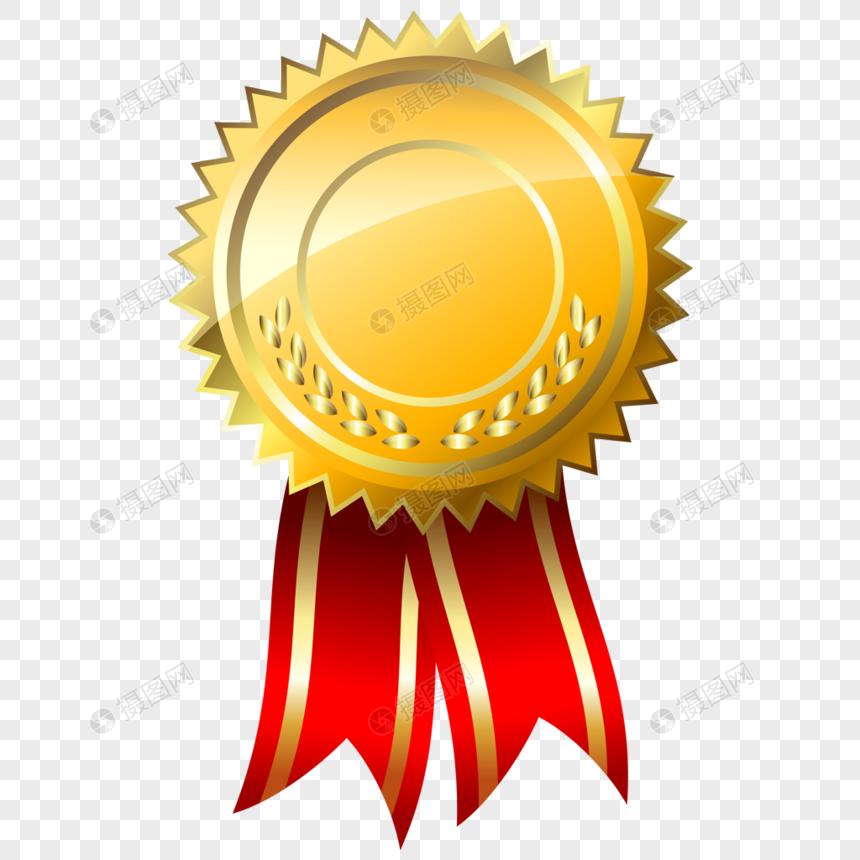 medalla de oro Imagen Descargar_PRF Gráficos 400806497_psd.
