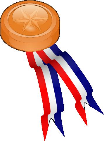 Free Teachers Medallions Clipart.