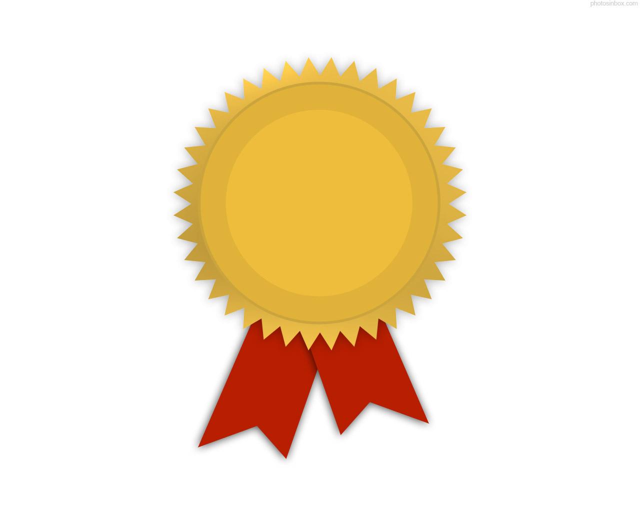 Prize Medallion Clipart.