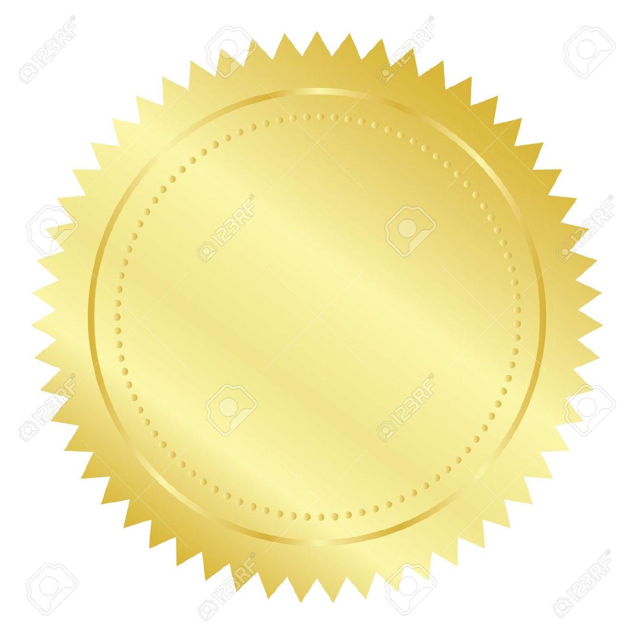 Medallion Clip Art.