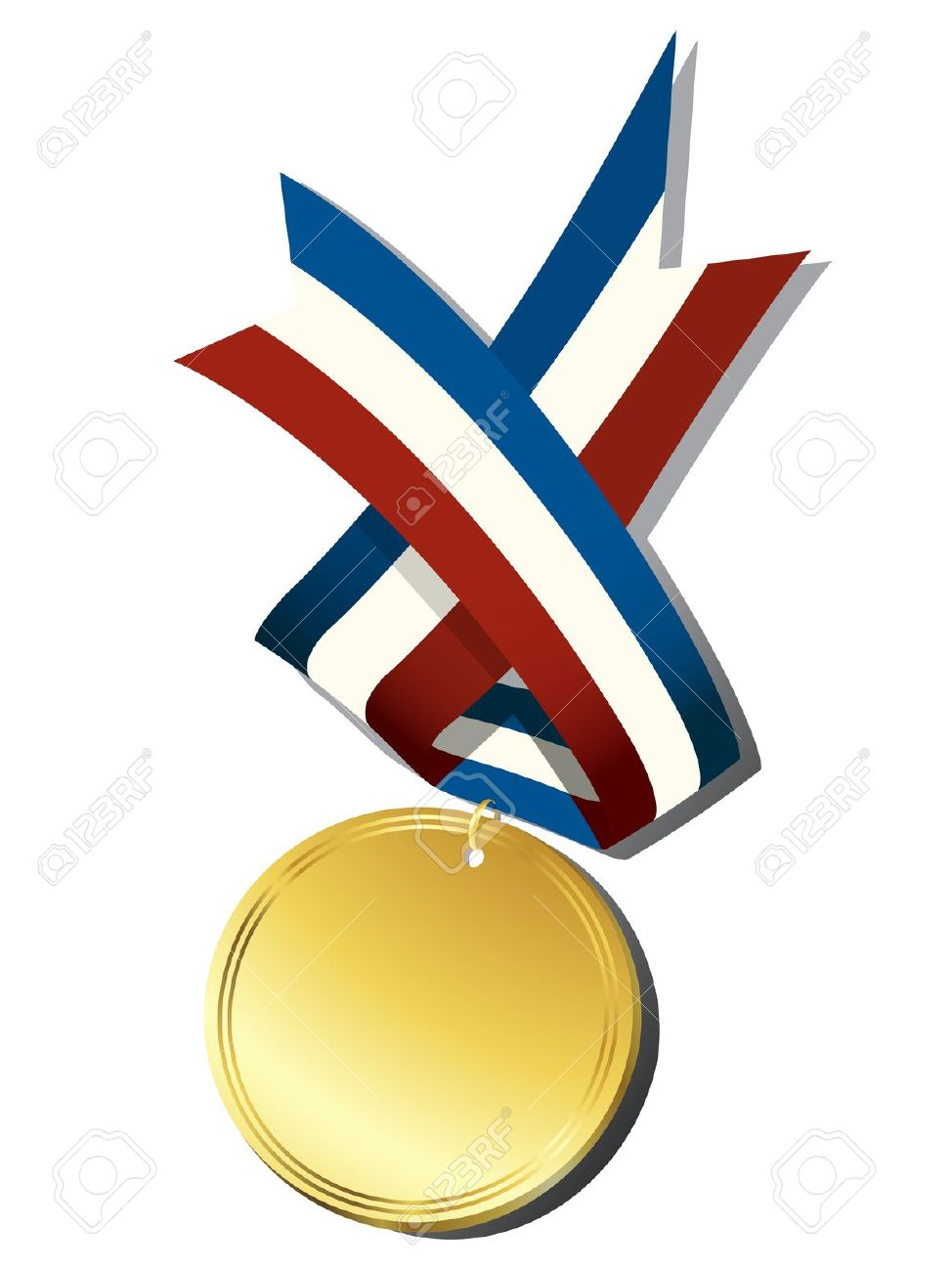 Medals and ribbons clipart 2 » Clipart Station.
