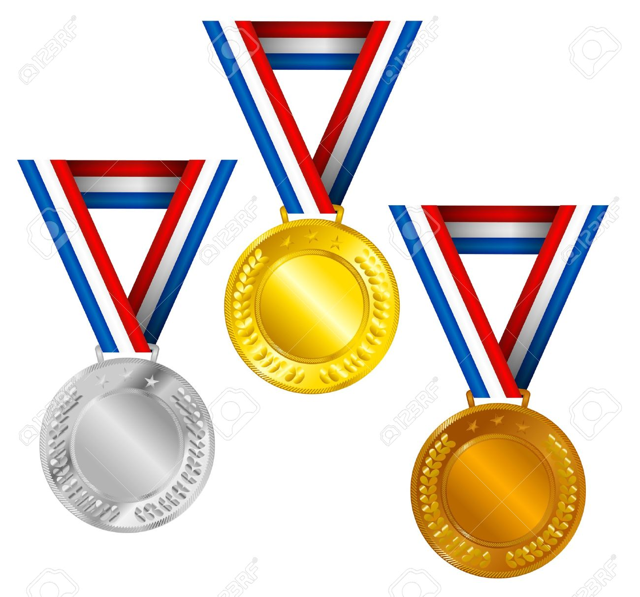 Medals and ribbons clipart » Clipart Station.