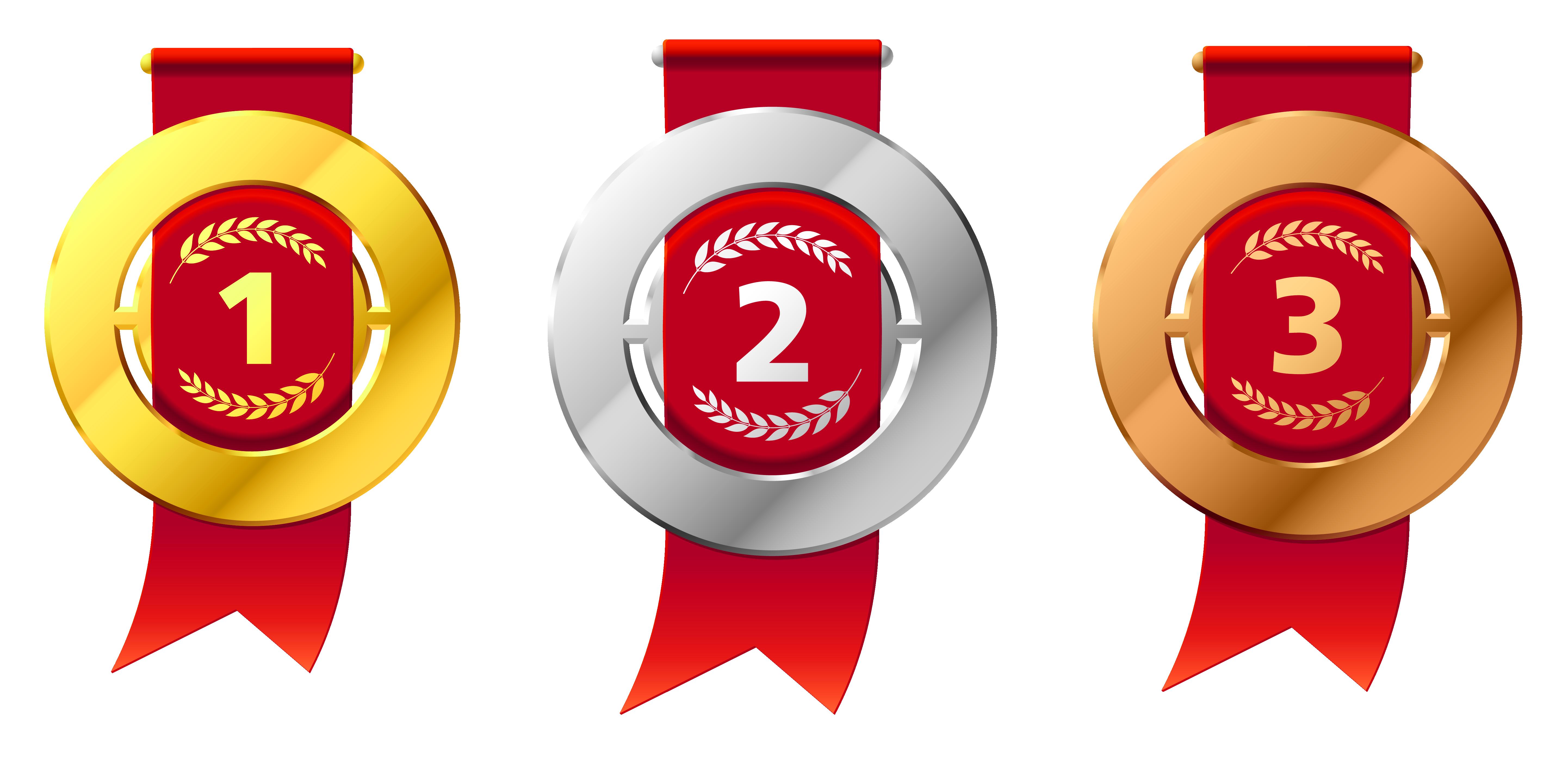 Medals Clipart Png.