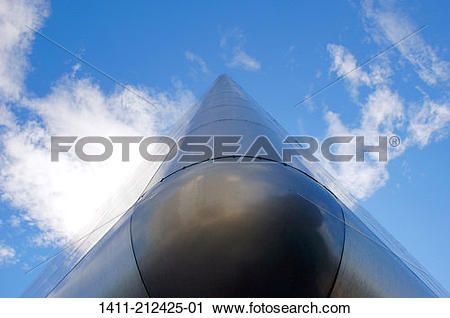 Stock Photography of Colombia, Medellin, Intelligent Building.