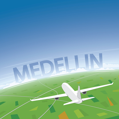 Medellin Clip Art, Vector Images & Illustrations.