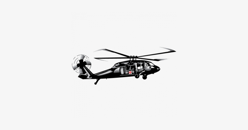 Army Helicopter Clipart Uh60.