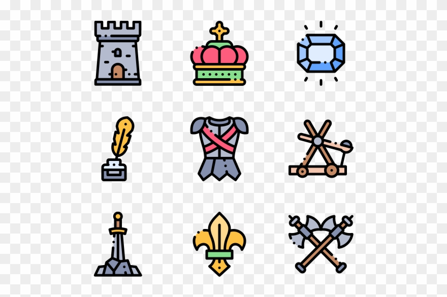 Medieval Clipart (#4942000).