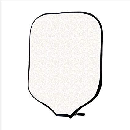 Amazon.com : Neoprene Pickleball Paddle Racket Cover Case.