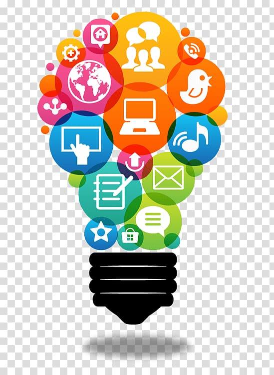 Social media Digital marketing Digital media Business.