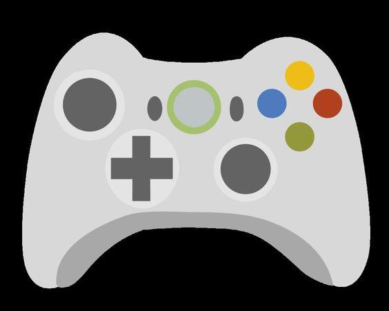 Xbox Controller Clip Art.