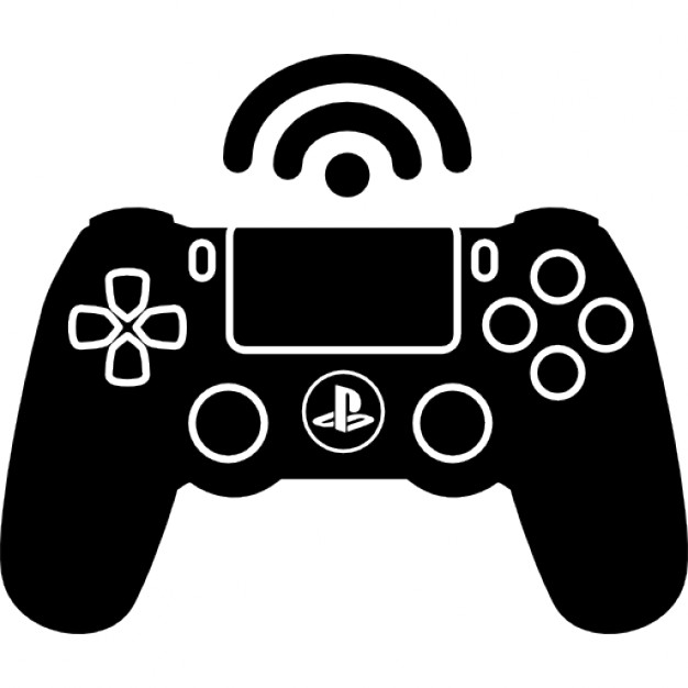 Ps4 Controller Cartoon.