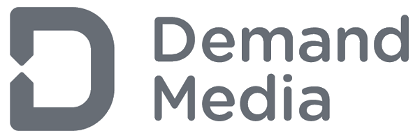 Demand Media Logo / Internet / Logonoid.com.