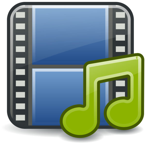 Media player icon.