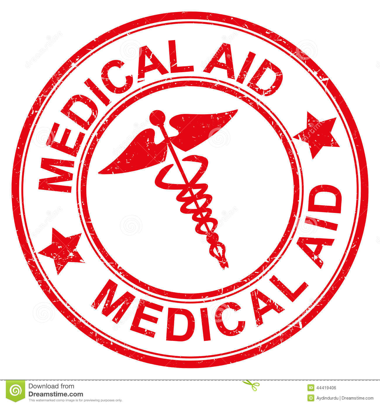 Medical Aid Icon Stock Vector.