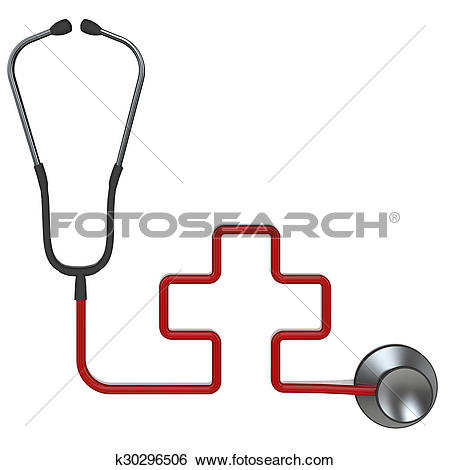 Stock Illustration of Medical aid k30296506.