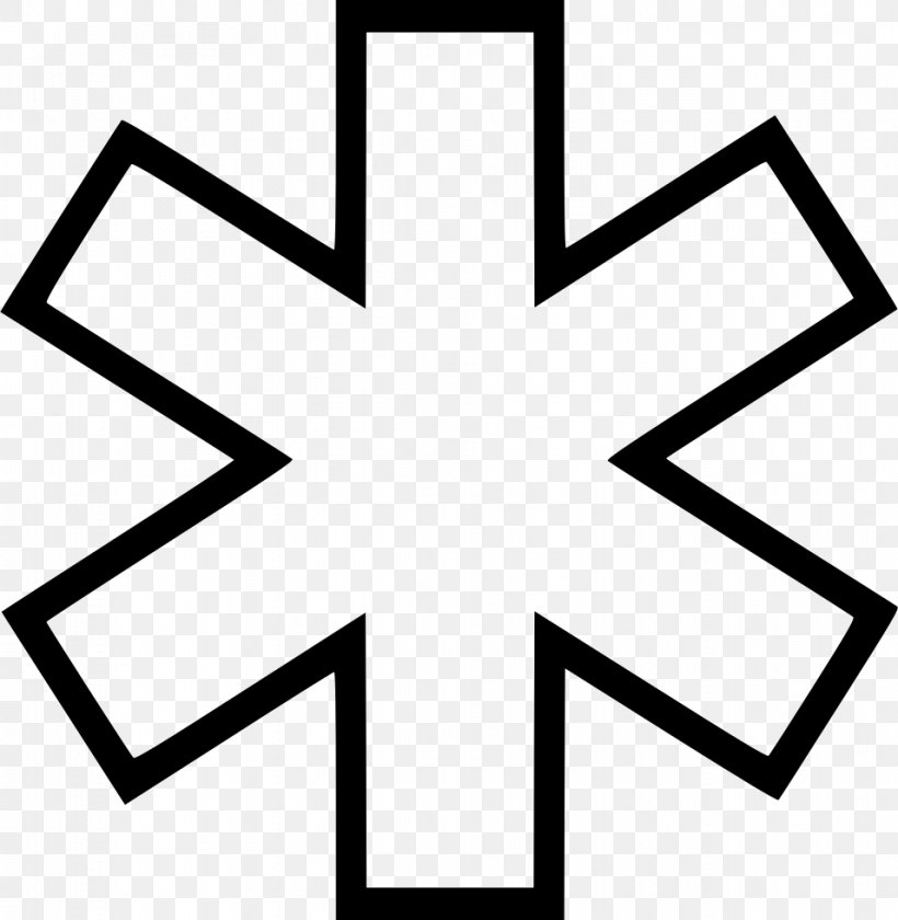 Star Of Life Clip Art Emergency Medical Services Emergency.