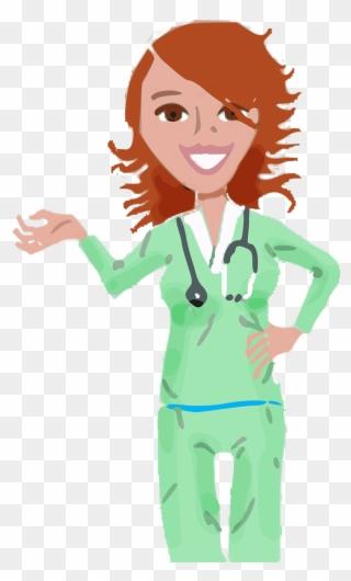 Free PNG Medical Assistant Clip Art Download.