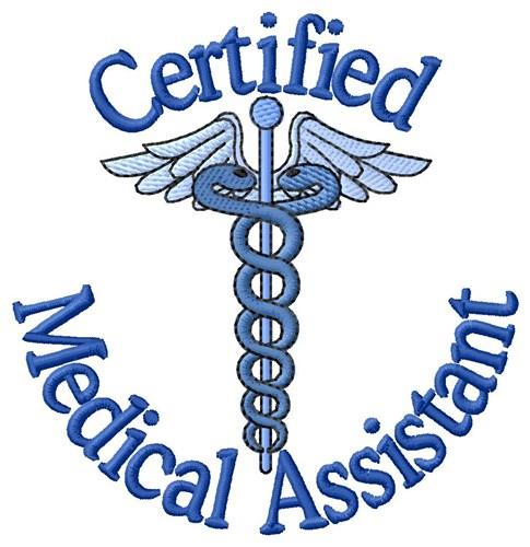 Medical assistant Logos.