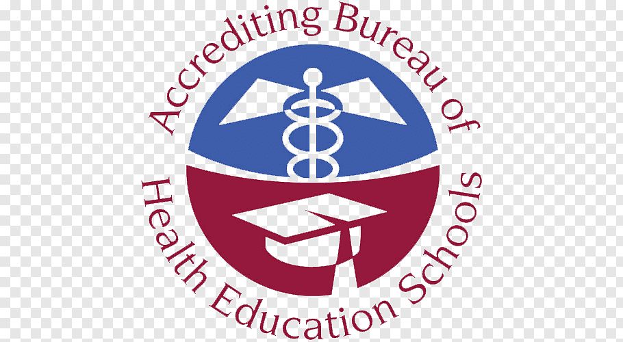 Medical Logo, Accrediting Bureau Of Health Education Schools.