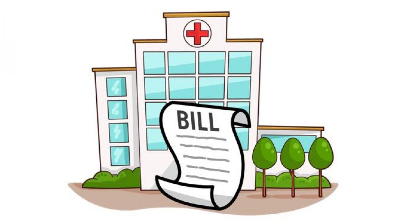 Bills clipart hospital bill, Bills hospital bill Transparent.