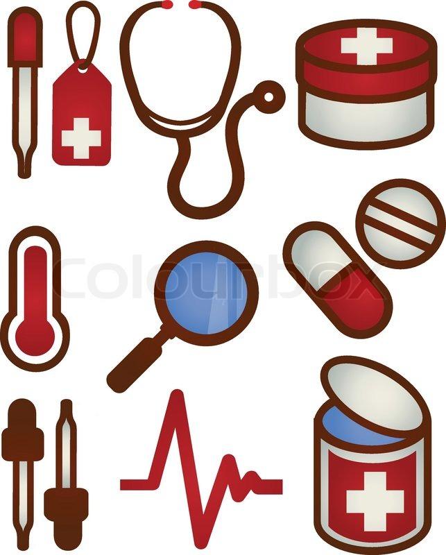 Emergency Health Care Clip Art.