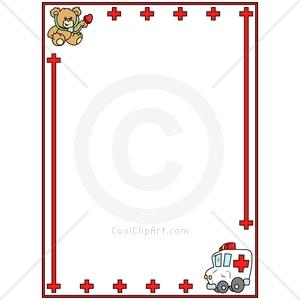 Medical Clipart Borders.