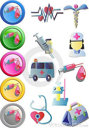 Images: Doctors Instruments Clip Art.
