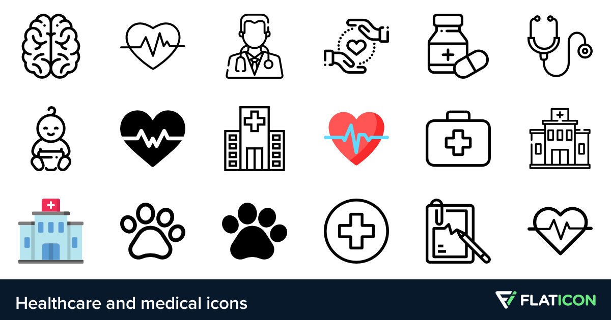 icons medical.