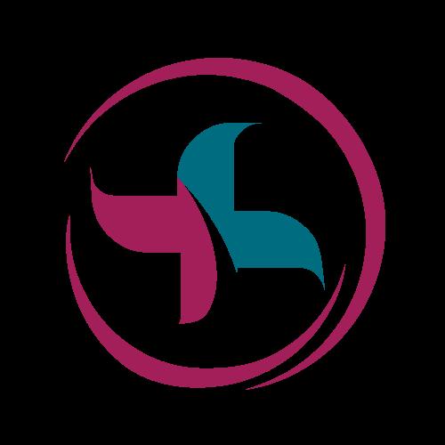 Flower Medical Cross Logo.