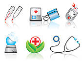 Clipart of medical devices k12639980.