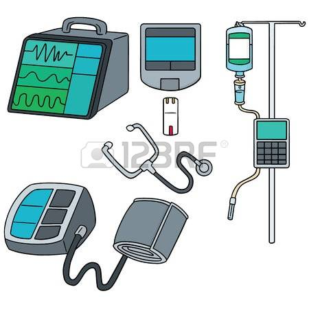 Medical Device Clip Art.