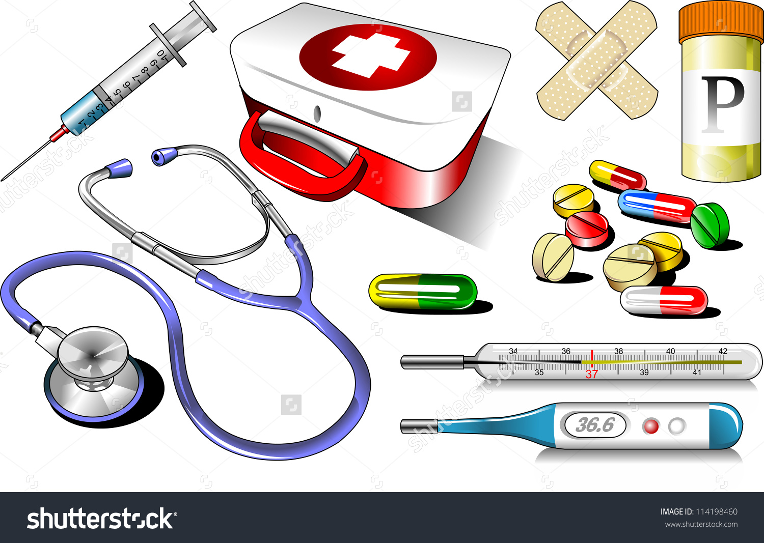 medical technical equipment clipart clipground