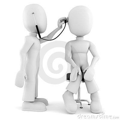 Medical Exam Clipart.